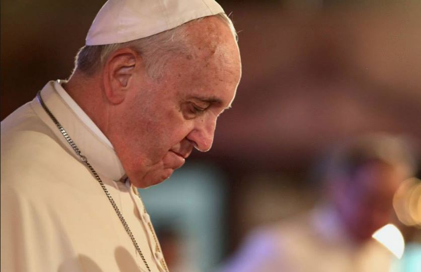 Pope Francis Says 'Homosexuality Is No Longer A Sin'